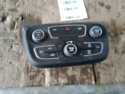 Temperature Control Ac With Dual Zone Control Fits 17-18 Compass 2461168