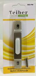 Craftmade Teiler Surface Mount Doorbell W Push Button Bs3-pwthin Profile Pewter