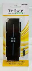 Craftmade Tb1030-ai Tiered Mission Surface Mount Lighted Doorbell Aged Iron