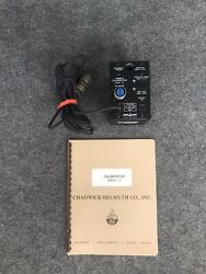 Chadwick-helmuth M11a Vibrex Calibrator With User Manual