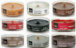 Woodwick Petite Candle Retired Scents Wooden Wick 5+ Free Shipping