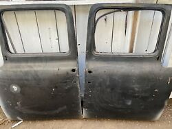 1956 Ford F-100 Doors Used