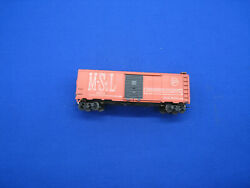 Ho Scale Central Valley M And St. L Boxcar - Freight Car