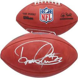 Derrick Henry Tennessee Titans Autographed Duke Game Football