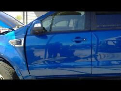 Driver Front Door Crew Cab With Laminated Glass Fits 19 Ranger 2883616