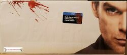 Dexter The Complete Collection Series 1-8 2013 25 Blu-ray Disc Box Set Exclusive