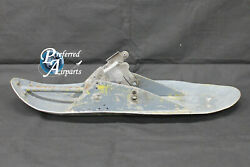 Used Aircraft Snow Ski Unknown Part Number C. For Parts Or Display.