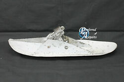 Used Aircraft Snow Ski Unknown Part Number D. For Parts Or Display.