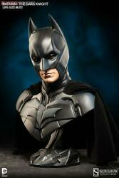 Sideshow Life Size Bust 1/1 Scale Batman The Dark Knight Trilogy