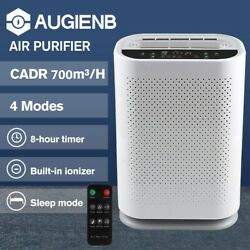 Large Room Air Purifier Cadr 700 Hepa Filter Air Cleaner For Home Allergie Dust