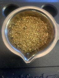 1 Troy Ounce Of Natural Alaskan Gold Flakes Fines Pickers No Nuggets- 31.1 Grams