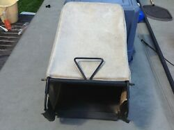 Toro Mower Bag And Frame From 22 Recycler Rwd, Model Unknown