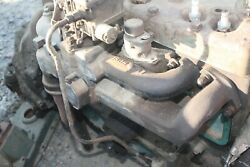 1949 1950 1951 1952 1953 1954 Dodge Intake And Exhaust Manifold F