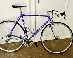 Gios Compact Pro Circa 1996 Excellent Size 56cm C To T Campagnolo Record