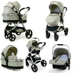 Mio All In One 3 In 1 Pram System