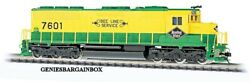 N Scale Reading Bee Line Dcc And Sound Equipped Sd45 Locomotive Bachmann New 66456