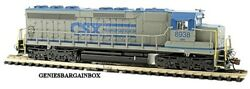 N Scale Csx Transportation Dcc And Sound Equipped Sd45 Locomotive Bachmann 66457