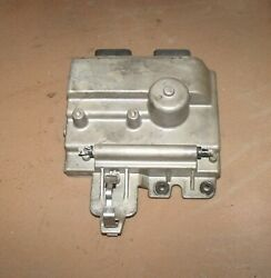 Evinrude 225 Hp 2 Stroke Emm And Program Assembly Pn 0586724 Fits 2001-2006