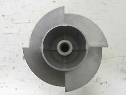 Sea Doo Bombardier 2006 Gtx Supercharged Oem Stainless Impeller Part 267000213