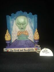 Rare Jim Shore The Wizard Of Oz Great And Powerful 4033981 2012 Two Sided Statue