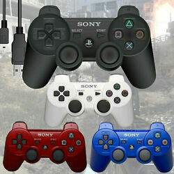 Wireless Controller Playstation 3 Dualshock Sixaxis Controller Gamepad For Ps3