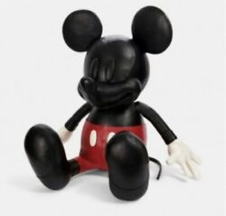 Disney × Coach Mickey Mouse Leather Doll