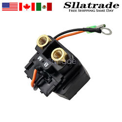 Starter Relay Solenoid For 50-225 Hp Yamaha Outboards