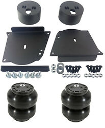 Front Ss6 Slam Bags And Brackets For 1964-72 Chevelle Gm Abody Air Ride Suspension