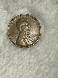 Error Mint 1942 Penny Deformed 9 Amazing Collectorand039s Value Rare Vintage Wheat Op