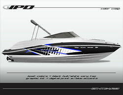 Ipd Boat Graphic Kit For Yamaha 232 Limited, Sx230, Ar230 Kc Design