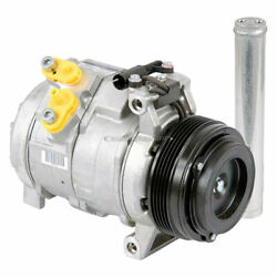 For Land Rover Range Rover 2004 2005 Oem Ac Compressor W/ A/c Drier
