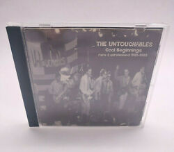 The Untouchables - Cool Beginnings Rare And Unreleased 1981-1983 - Cd