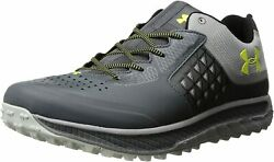Under Armour Menand039s Horizon Str Ankle Boot 8 Rhino Gray 076/gray Wolf