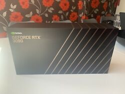 Nvidia Geoforce 3090 Founders Edition 24gb Graphics Card Quick Delivery