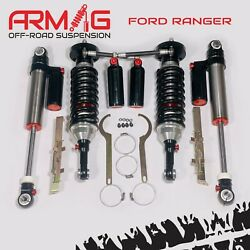 Car Accessories Adjustable Shock Absorbers Coilover Kits For Ford Ranger 2009