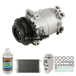 For Chevy Malibu 2013 2014 2015 A/c Kit W/ Ac Compressor Condenser And Drier