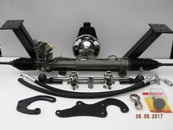 47 48 49 50 51 52 53 54 Chevy Gmc Truck Rack And Pinion Power Steering Kit