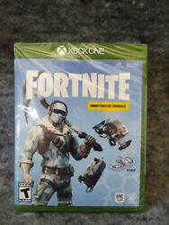 Fortnite Deep Freeze Bundle By Warner Bros Game For Xbox One Brand New
