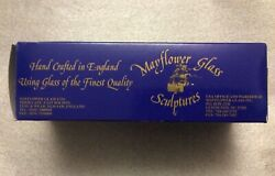 The Mayflower Glass Collection - Mayflower Mini - Colour Platinum -never Used