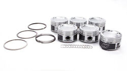 Wiseco Fits Toyota Dished Piston Set 83.50mm 7mgte 4v K613m835