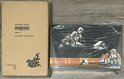 Hot Toys Tms017 The Mandalorian Scout Trooper And Speeder Bike 1/6 Scale In Hand