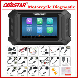 Obdstar Motorcycle Diagnostic Tool Abs Immo Motor Professional Tablet Scanner