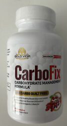 4 Bottles 240 Capsules Of Genuine Carbofix By Gold Vida. Exp 03/23.
