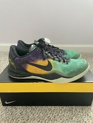 Nike Kobe 8 Easter All Star Snake Prelude Fade What Mambacurial Christmas Bhm La