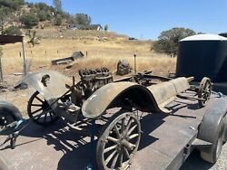 1919 Chevrolet Chassis/ Running Gear/ Transmission/ Rear End/ Engine/ Fenders