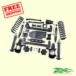 6.5 F And R Suspension Lift Kit For Gmc Yukon Xl 1500 4wd Gas 2007-2014 Zone