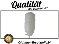 Oil Reservoir Tank Container For Mercedes W124 W126 W201 Level Regulator