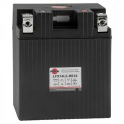 Shorai Lithium-iron Battery Lfx14l5-bs12 For Motorcycle