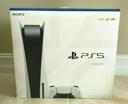 Sony Playstation 5 Disc Edition Console - Brand New - In Hand | Ships Free