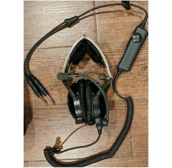 Bose X Aviation Headset With Bag For Fixed Wing Aircraft.